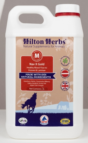HILTON HERBS - Nav X Gold 3 Litre Bottle