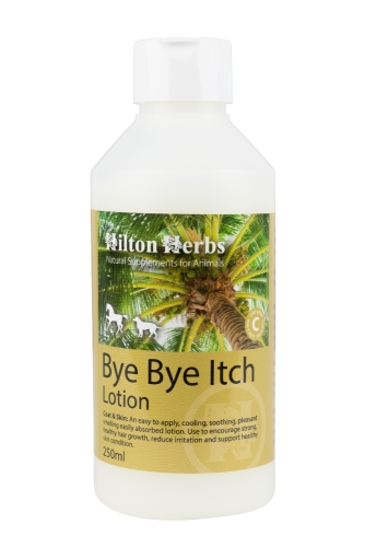 HILTON HERBS - Bye Bye Itch Lotion 250ml Bottle
