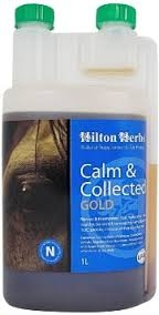 HILTON HERBS Calm & Collected Gold 1 litre Bottle