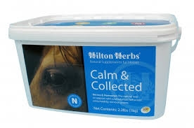 HILTON HERBS Calm & Collected 1Kg Tub