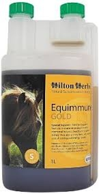 HILTON HERBS - Equimmune Gold 1 Litre Bottle