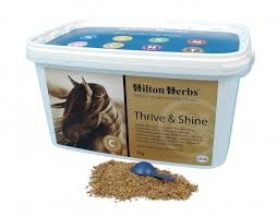 HILTON HERBS - Thrive & Shine (Linseed & Fenugreek) 3Kg Tub