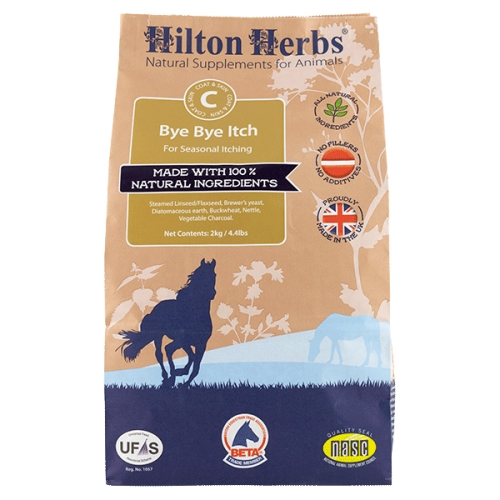 HILTON HERBS - Bye Bye Itch 2Kg Kraft Bag