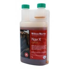 HILTON HERBS - Nav X Gold 1Litre Bottle
