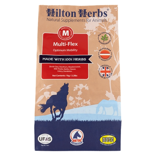 HILTON HERBS - Multi-Flex 1Kg Kraft Bag